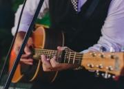 Tony's guitar