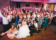 Tony George and band at Cairns Hilton wedding