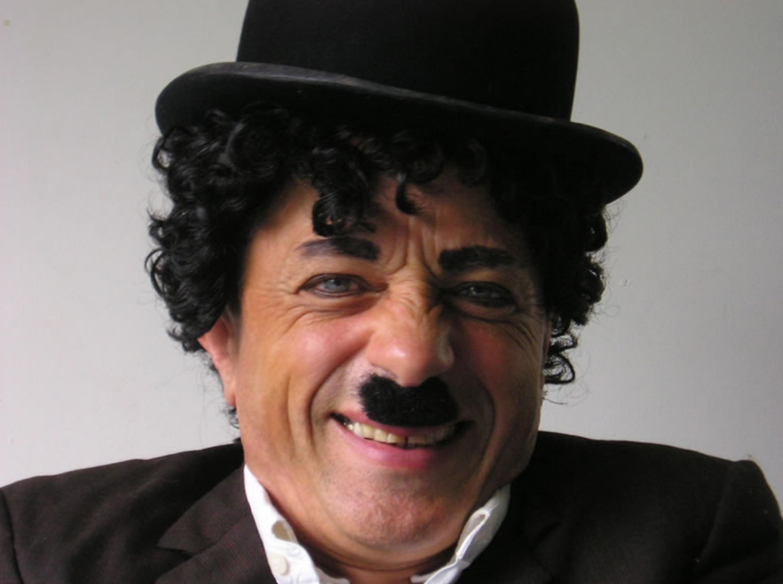 Charlie Chaplin comedian