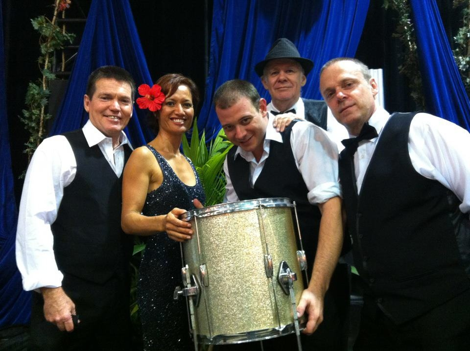 Tony George and Band
