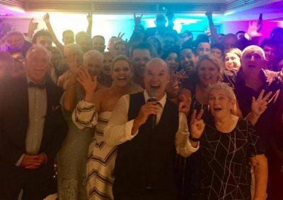 Tony George at Reef Hotel Casino Wedding
