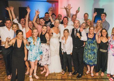 Tony George at Sea Temple Port Douglas Wedding