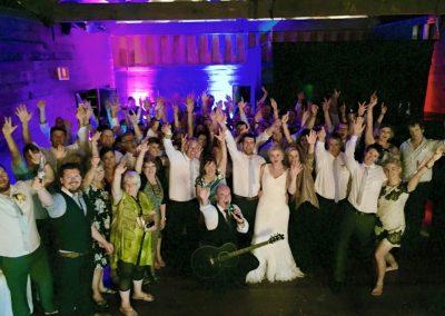 Tony George at Sugar Wharf Port Douglas Wedding